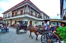 Hispanic Town of Vigan