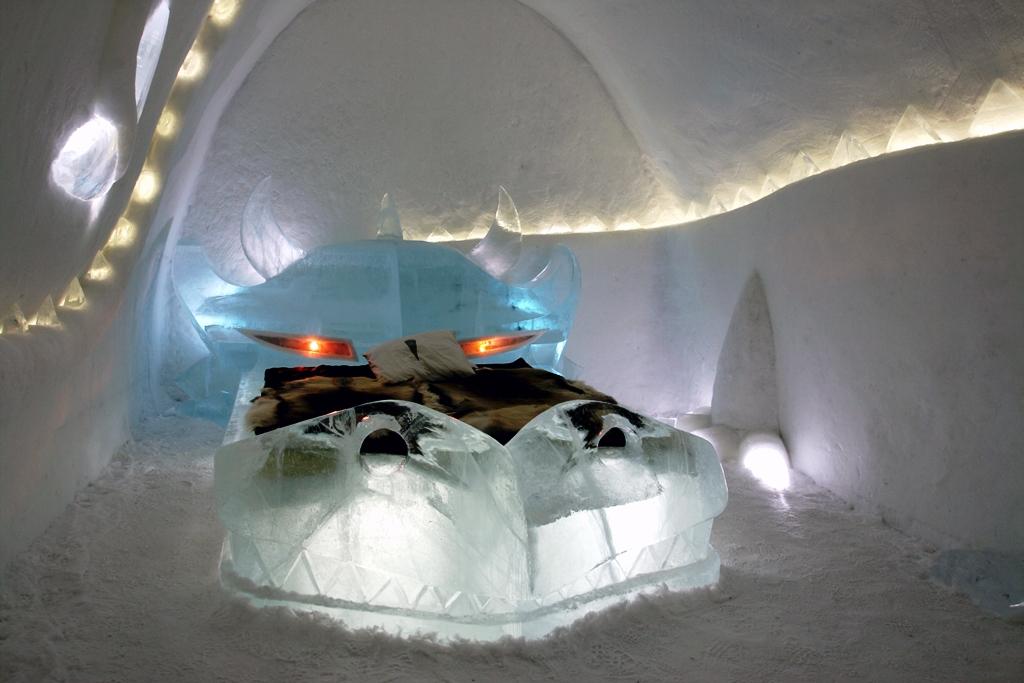 Dragon Ice Hotel