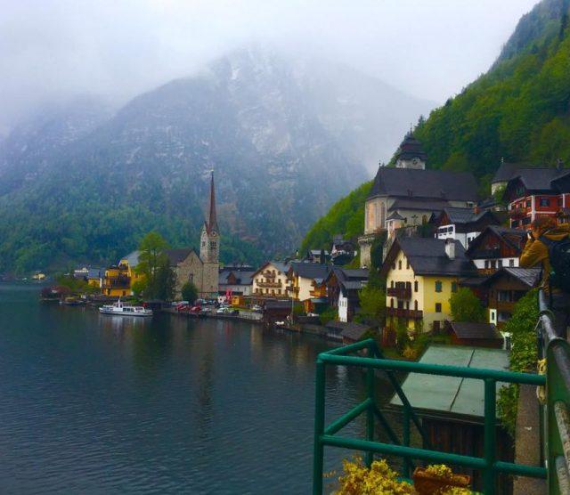 Short Trip to Salzburg and Hallstatt Austria