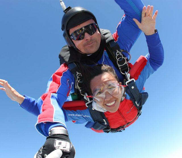Skydiving in Czech Republic