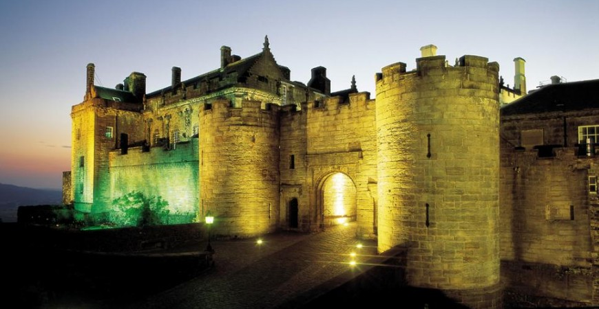 Take a Tour at the Stirling Castle