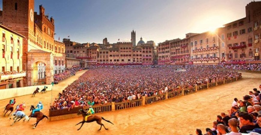 Events in Siena in July 2016: the Palio and other Summer events in Siena